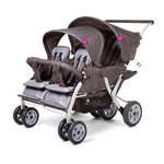 Childwheels Quadruple stroller
