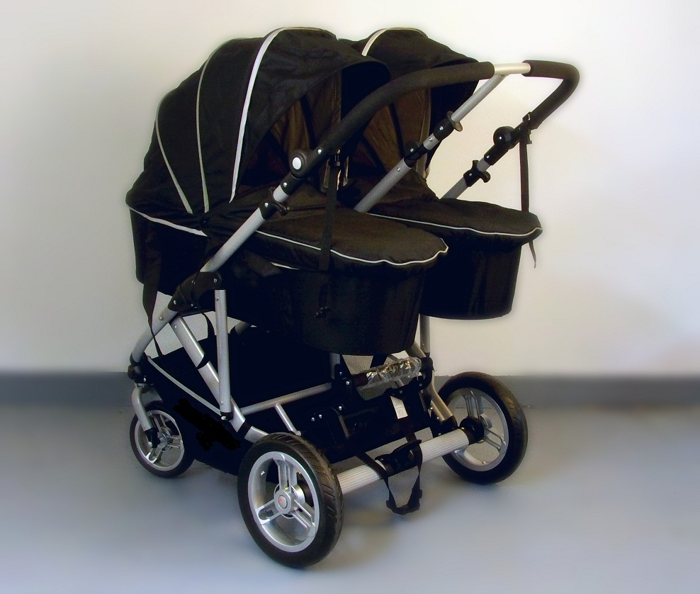 Twinstroller Duo By Basson Twinstore24