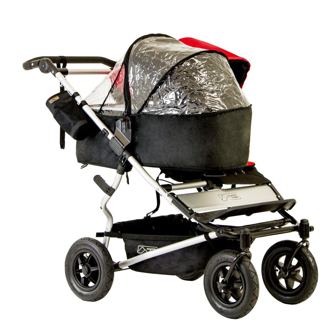 regenverdeck f r babywanne mountain buggy duet twinstore24. Black Bedroom Furniture Sets. Home Design Ideas